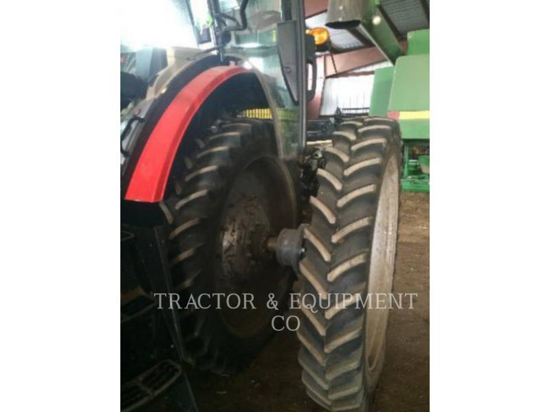 MASSEY FERGUSON TRACTEURS AGRICOLES 8660 equipment  photo 6