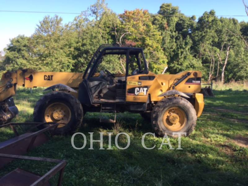 CATERPILLAR TELEHANDLER TH460B equipment  photo 8