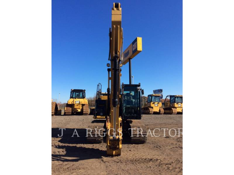 CATERPILLAR PELLES SUR CHAINES 316E 10 equipment  photo 2