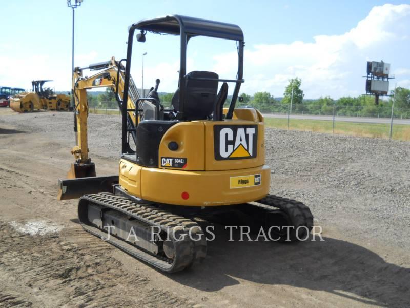 CATERPILLAR EXCAVADORAS DE CADENAS 304E equipment  photo 2