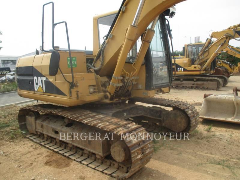 CATERPILLAR TRACK EXCAVATORS 312 equipment  photo 8