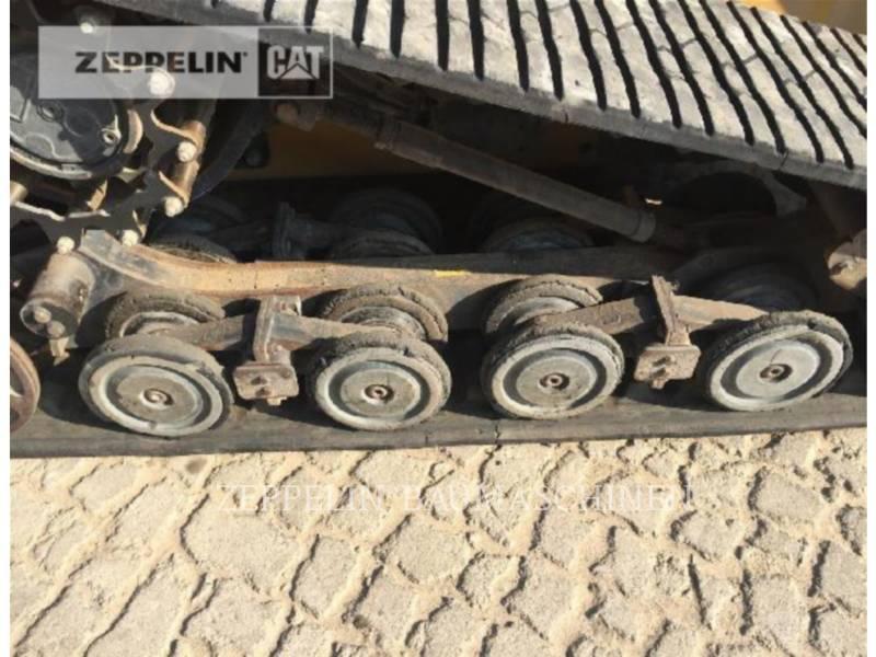 CATERPILLAR スキッド・ステア・ローダ 287D equipment  photo 19