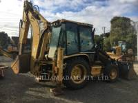 CATERPILLAR CHARGEUSES-PELLETEUSES 432 D equipment  photo 2
