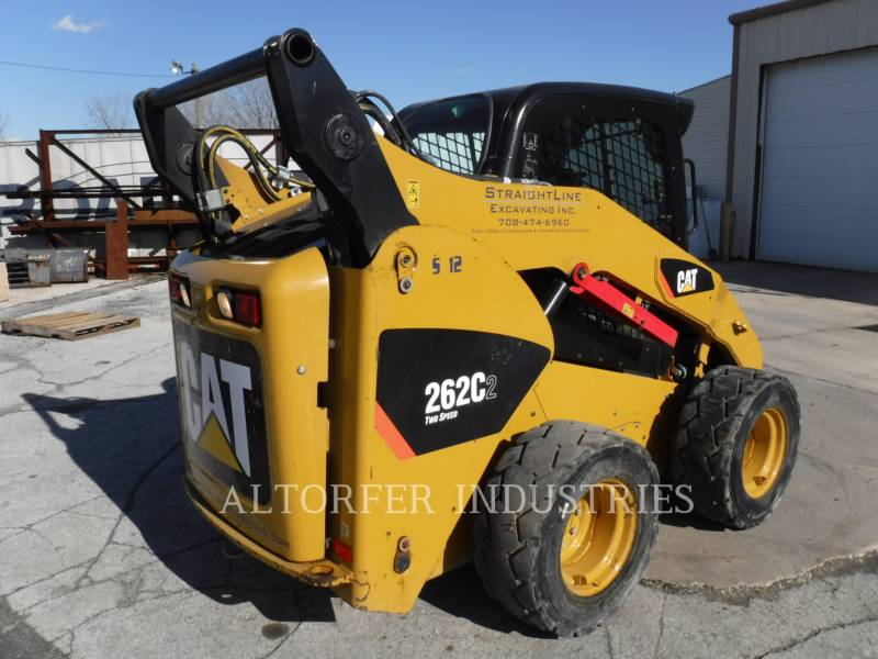 CATERPILLAR SKID STEER LOADERS 262C2 2AIH equipment  photo 4