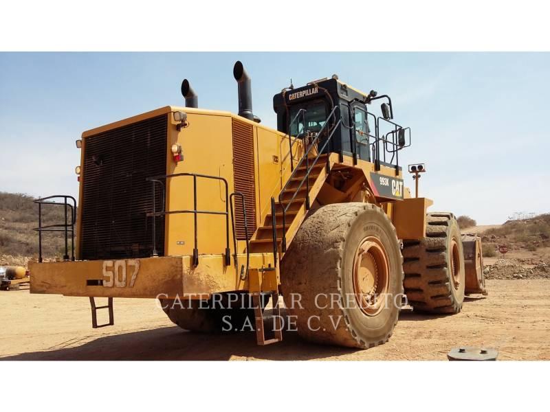 CATERPILLAR CARGADORES DE RUEDAS 993K equipment  photo 8
