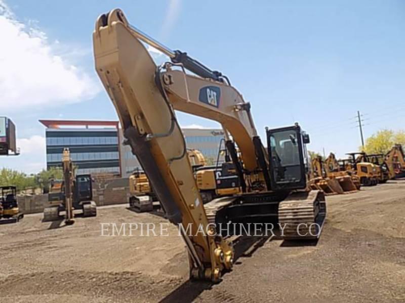 CATERPILLAR PELLES SUR CHAINES 336ELH equipment  photo 4
