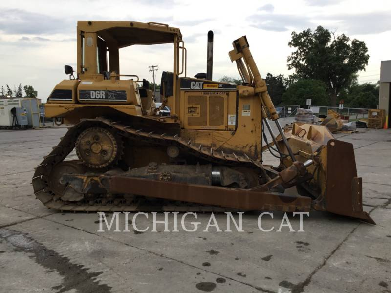 CATERPILLAR TRACK TYPE TRACTORS D6RX equipment  photo 4