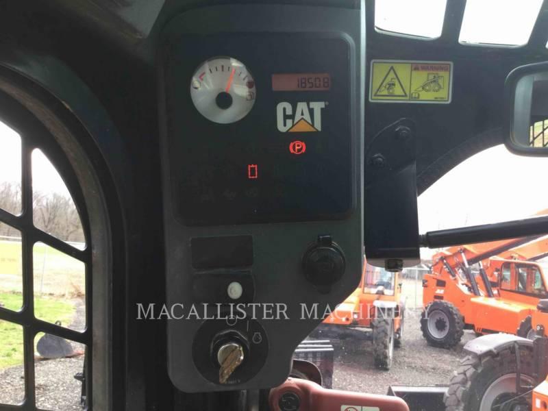 CATERPILLAR CARGADORES MULTITERRENO 299DXHP equipment  photo 15