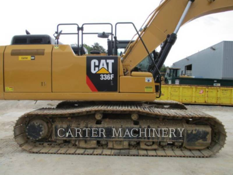 CATERPILLAR EXCAVADORAS DE CADENAS 336F 10 equipment  photo 5