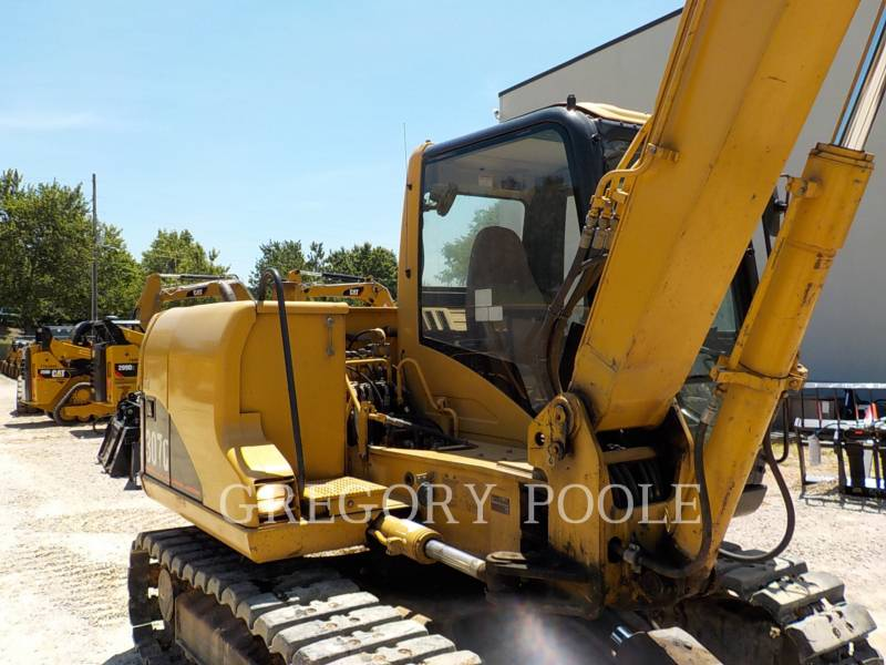 CATERPILLAR TRACK EXCAVATORS 307C equipment  photo 5
