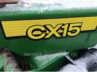 JOHN DEERE  MOWER CX15 equipment  photo 11