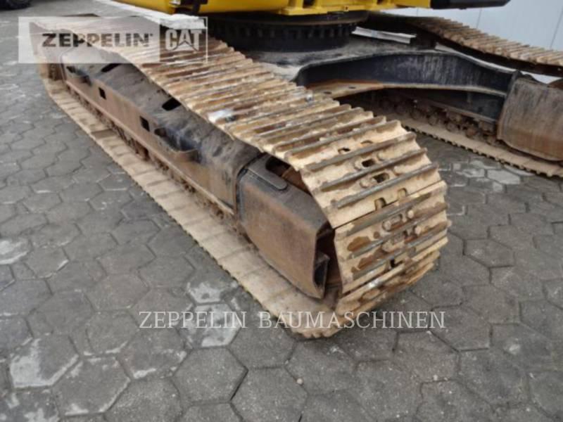 CATERPILLAR TRACK EXCAVATORS 330DL equipment  photo 13