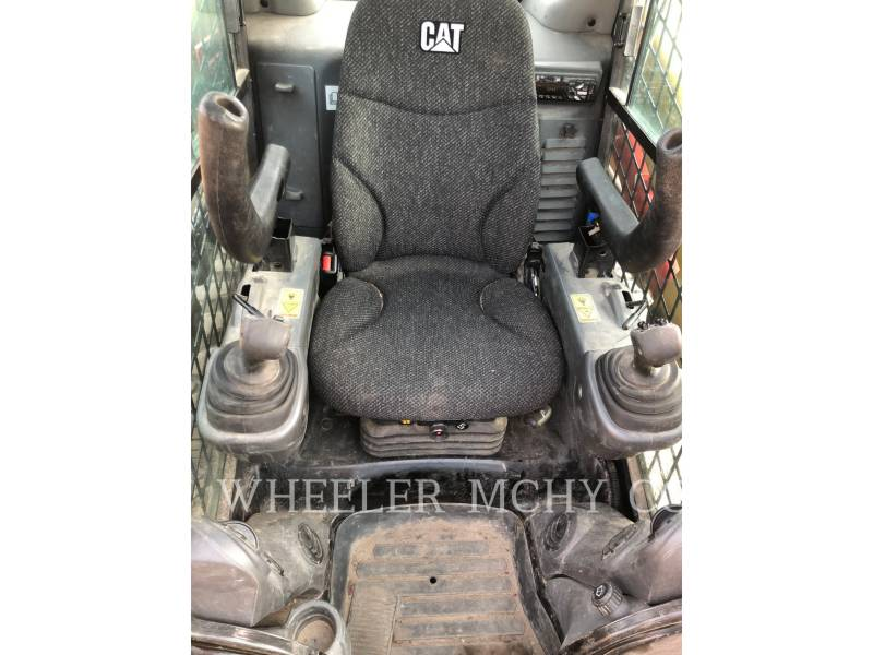 CATERPILLAR PALE COMPATTE SKID STEER 246D C3-H2 equipment  photo 7