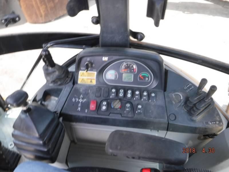 CATERPILLAR BAGGERLADER 420FST equipment  photo 12
