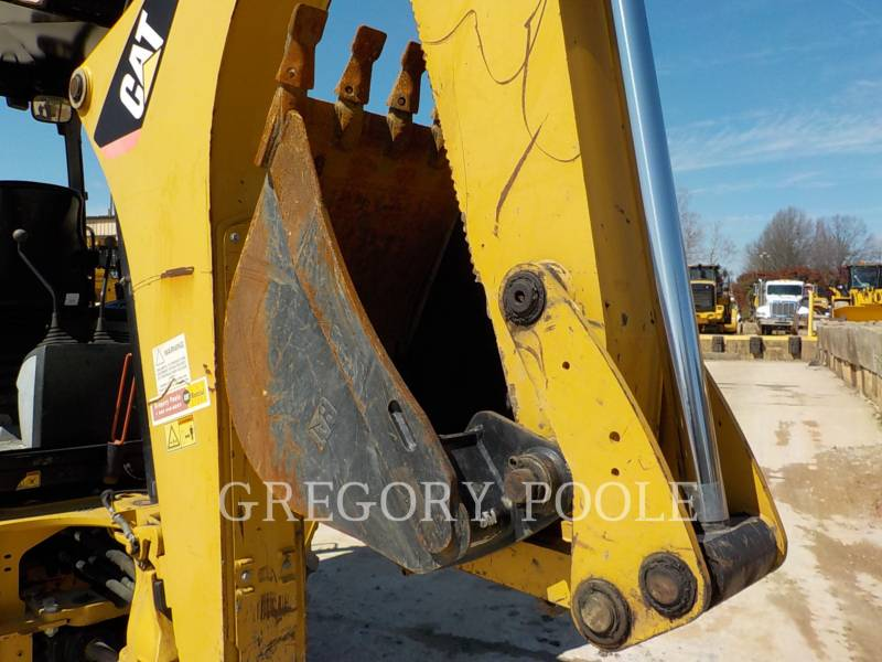 CATERPILLAR バックホーローダ 416E equipment  photo 12