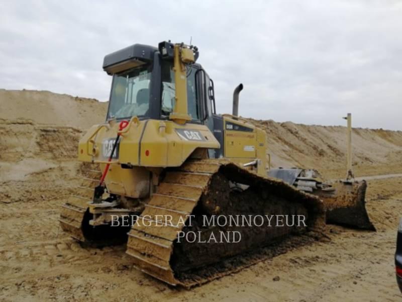 CATERPILLAR AG TRACTORS D6N LGP equipment  photo 6