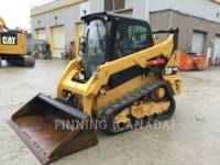 CATERPILLAR CARGADORES MULTITERRENO 259DLRC equipment  photo 1
