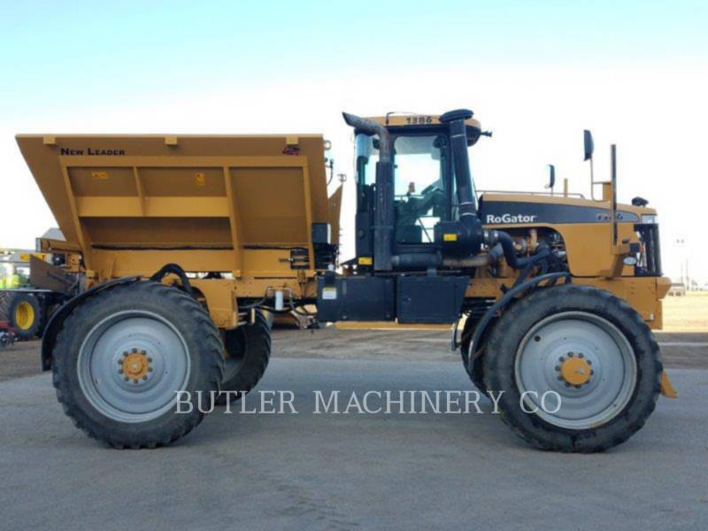 ROGATOR ROZPYLACZ RG1386 equipment  photo 5