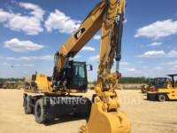 CATERPILLAR MOBILBAGGER M322D equipment  photo 2