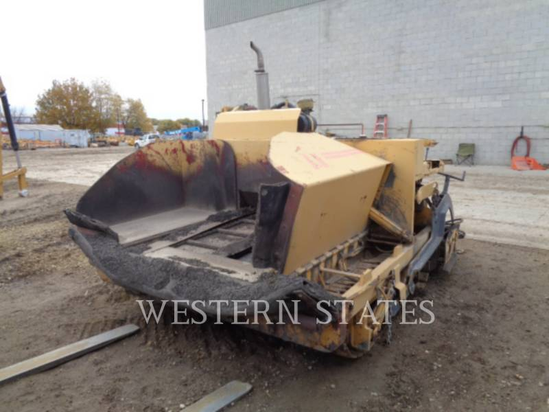 MAULDIN ASFALTATRICI MLD 1750 equipment  photo 1