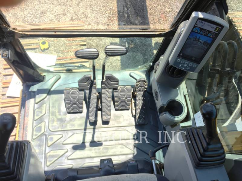 CATERPILLAR EXCAVADORAS DE CADENAS 329EL equipment  photo 11