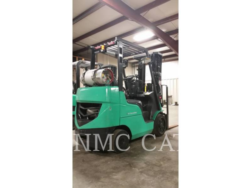 MITSUBISHI FORKLIFTS MONTACARGAS FGC25N_MT equipment  photo 5