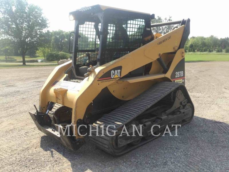 CATERPILLAR CHARGEURS TOUT TERRAIN 287B A equipment  photo 1