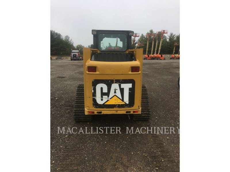 CATERPILLAR CHARGEURS TOUT TERRAIN 247B3 equipment  photo 3