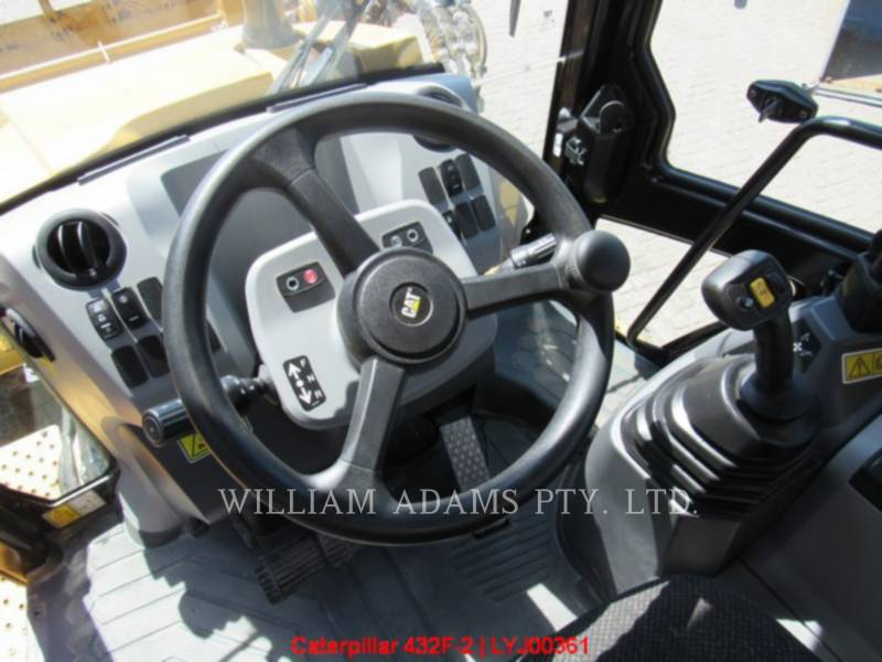 CATERPILLAR BACKHOE LOADERS 432F2LRC equipment  photo 11