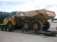 CATERPILLAR KNIKGESTUURDE TRUCKS 730C2 equipment  photo 4