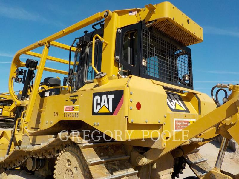 CATERPILLAR TRACK TYPE TRACTORS D6T XL equipment  photo 9