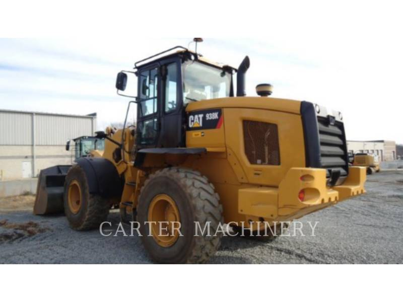 CATERPILLAR WHEEL LOADERS/INTEGRATED TOOLCARRIERS 938K 3VFS equipment  photo 2