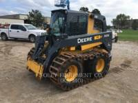 Equipment photo JOHN DEERE 332E PALE COMPATTE SKID STEER 1
