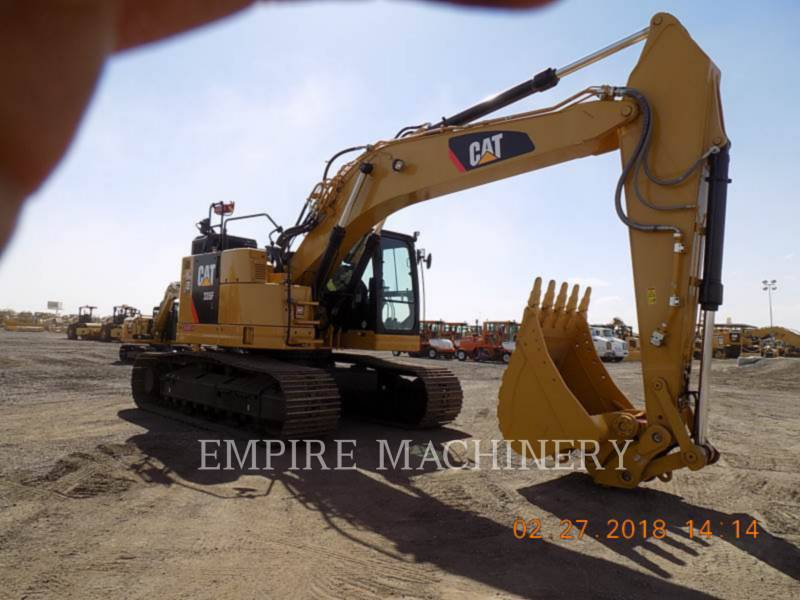 CATERPILLAR KOPARKI GĄSIENICOWE 335FLCR equipment  photo 1