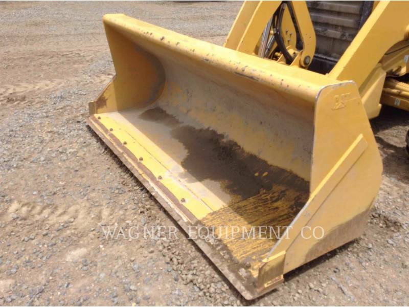 CATERPILLAR BACKHOE LOADERS 430F 4WD equipment  photo 5