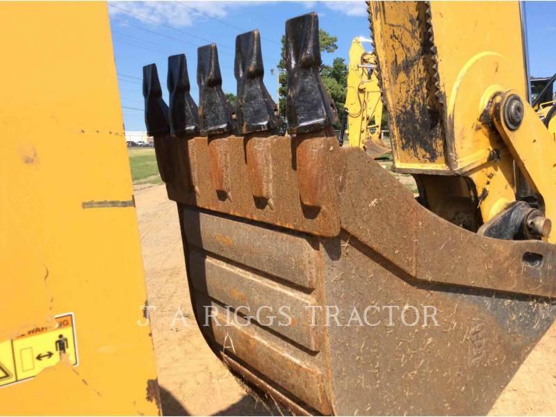 CATERPILLAR BACKHOE LOADERS 420F 4AEM equipment  photo 17