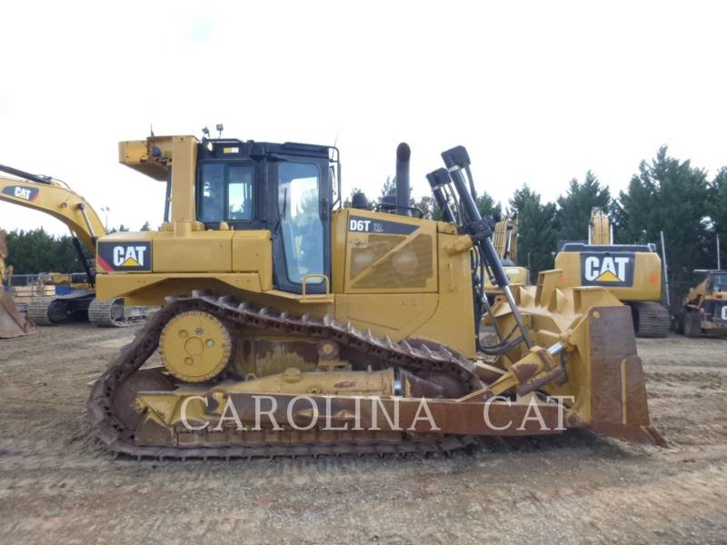 CATERPILLAR TRACK TYPE TRACTORS D6TXL-T4 equipment  photo 1