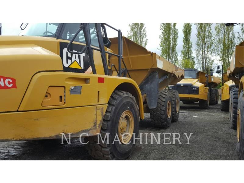 CATERPILLAR ARTICULATED TRUCKS 735B equipment  photo 3