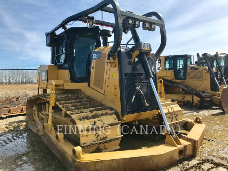 CATERPILLAR TRACK TYPE TRACTORS D7ELGP equipment  photo 2