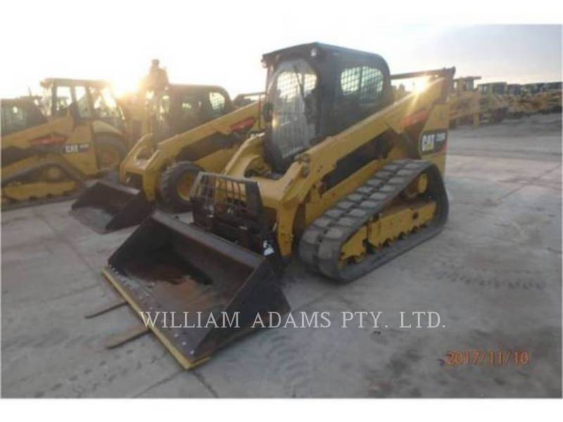 CATERPILLAR DELTALADER 299 D XHP equipment  photo 1