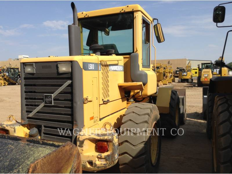 VOLVO WHEEL LOADERS/INTEGRATED TOOLCARRIERS L50D equipment  photo 3