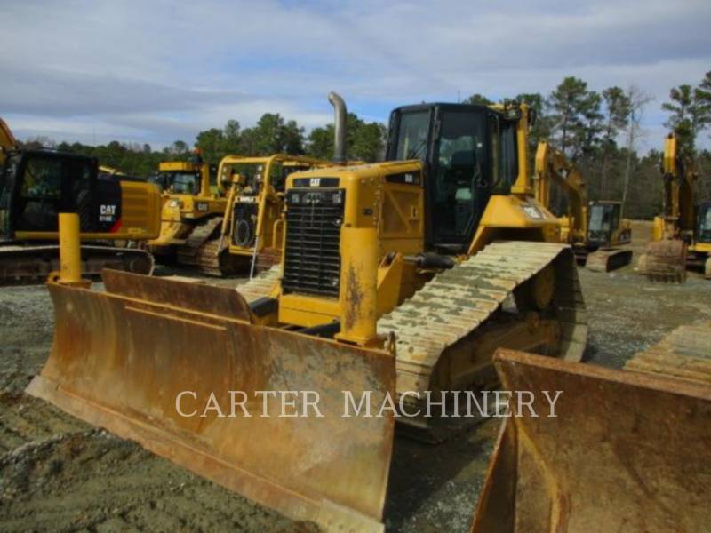 CATERPILLAR TRACK TYPE TRACTORS D6NLGP ARO equipment  photo 5
