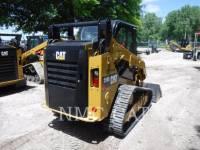 CATERPILLAR PALE CINGOLATE MULTI TERRAIN 259D equipment  photo 3