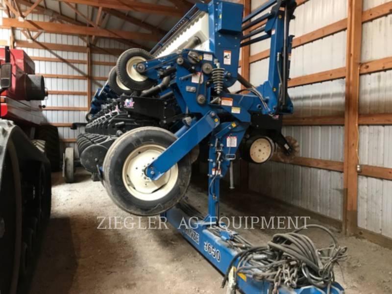 KINZE PLANTING EQUIPMENT 3650 equipment  photo 1