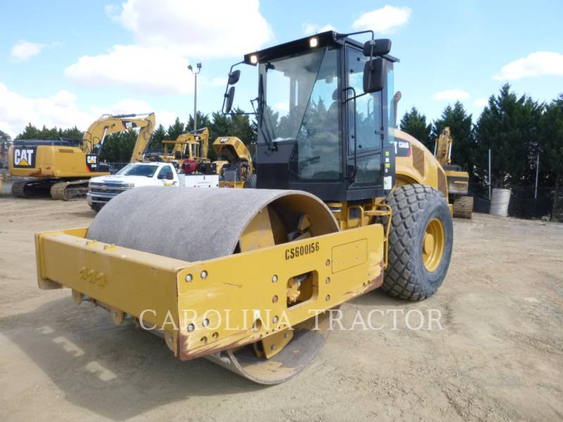 Caterpillar ROLE VIBRATOARE TANDEM CS66B equipment  photo 5