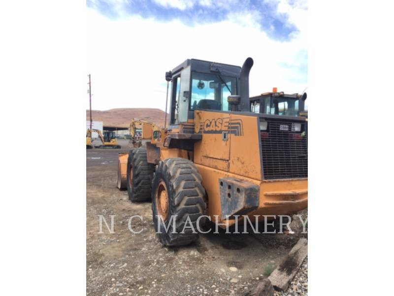 CASE CARGADORES DE RUEDAS 621B equipment  photo 2
