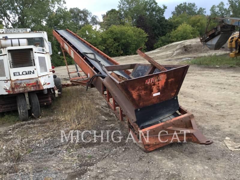 FINLAY MISCELLANEOUS / OTHER EQUIPMENT 530 CONVEYOR equipment  photo 3