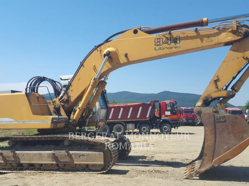 LIEBHERR PELLES SUR CHAINES R 944 LITRONIC  equipment  photo 5