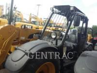 Equipment photo CATERPILLAR TH406 TELEHANDLER 1