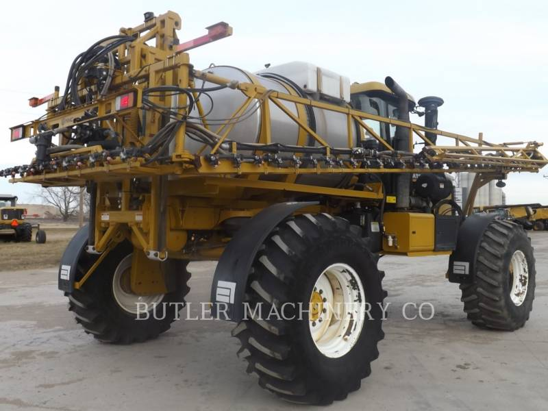 ROGATOR PULVERIZADOR RG1286 equipment  photo 3